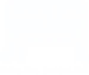 Family Table Decorah Logo